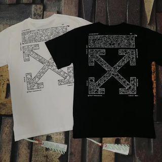 Off -White Tee 短袖T恤
