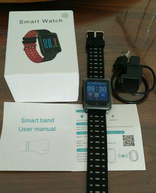 Smart Watch Water Resist