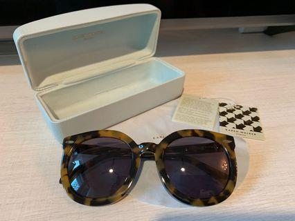 Karen Walker Sunglasses 太陽眼鏡 Crazy Tort 玳瑁色