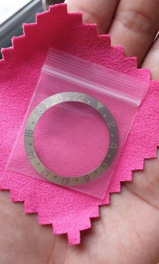 Authentic Rolex GMT Rootbeer Bezel insert 1675