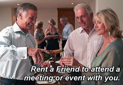 Rent-A-Friend