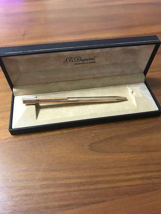 🚚 DuPont pen with diamonds