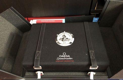 Omega speedmaster moonwatch case (吉盒)