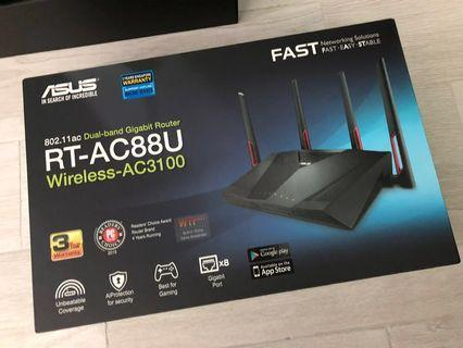 🚚 Asus RT-AC88U Router