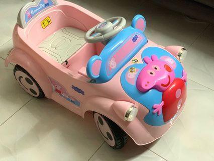 小朋友差電自玩具車