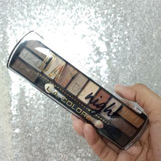 L.A Colors day to night eyeshadow