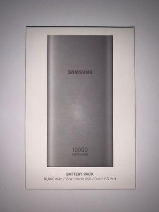 Samsung power pack 10000mah fast charge