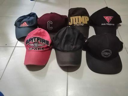 Campuran Topi Bundle