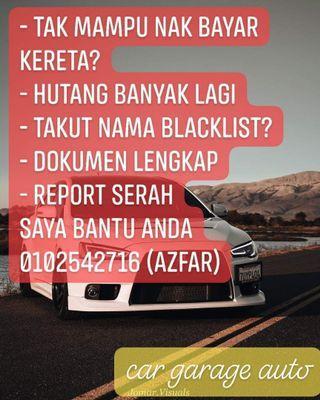 Anda nak jual kereta?