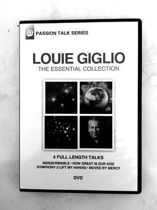 Sermon DVD set by Louie Giglio