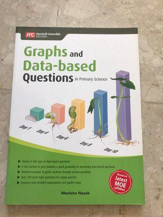 🚚 Graphs and Data -based questions in primary science