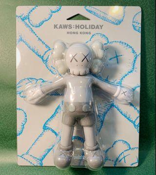 KAWS: Holiday Hong Kong Bath toy