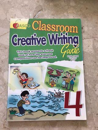 🚚 Classroom creative writing guide