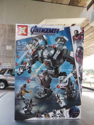 IRONMAN LEGO ROBOT AVENGERS 4