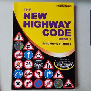 Basic Driving test Q&A book The New HighWay Code