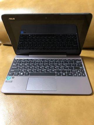 ASUS T101HA 10寸平板筆電