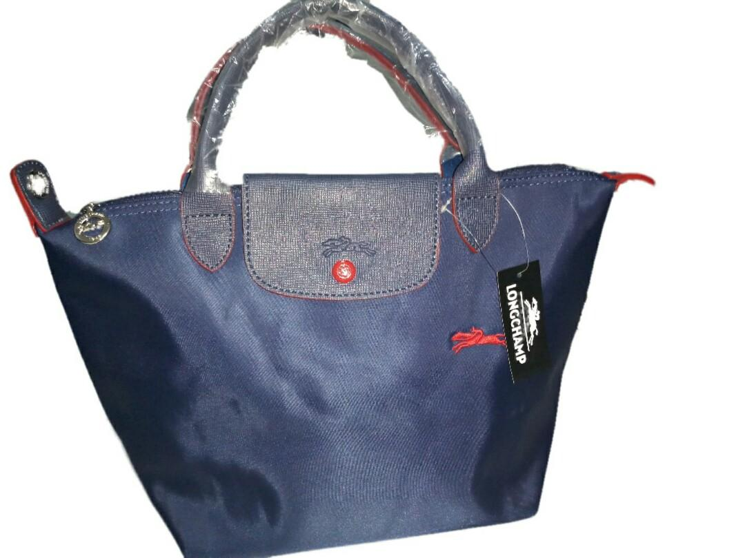LONGCHAMP LE PLIAGE Club Series Collection Small - Made in France ...