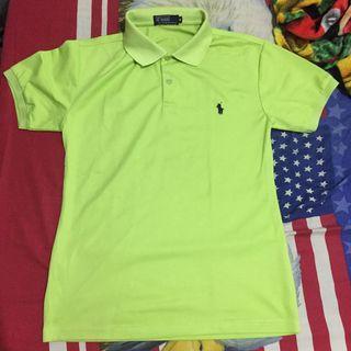 polo t shirt kaos polo hijau tosca