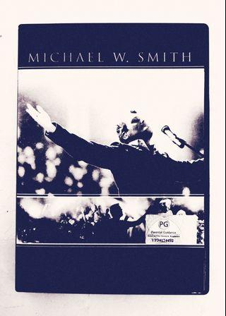 A NEW HALLELUJAH - The Live Worship DVD by Michael W. Smith