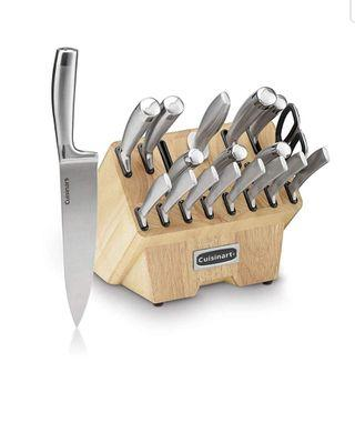 Cuisinart Normandy Collection 19-Pc. Block Set One Size Stainless Steel