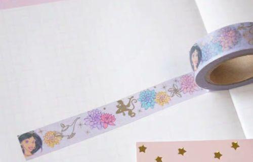 日本直送迪士尼苿莉公主Mt 紙膠帶