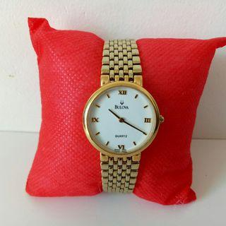 Auth Bulova Watch for Lady