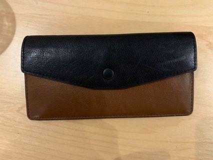 Fossil Envelope Wallet