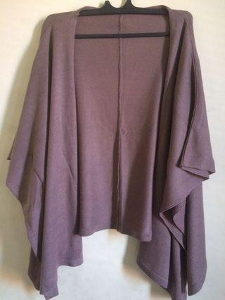 Brown Outer Cardigan