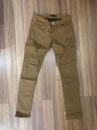 Stradivarius brown jeans