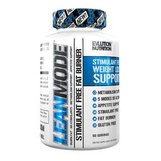 包智能櫃 2樽Lean Mode, Stimulant Free, 150粒, EVLution Nutrition