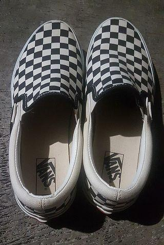 Vans slip on Ceckerboard JAPMAR