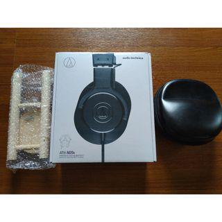 Audio-Technica 鐵三角 ATH-M20x 監聽耳機 [全新膠膜未拆]
