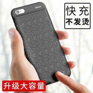 Iphone 6/6s 外置電池殼 2500mah lightning頭