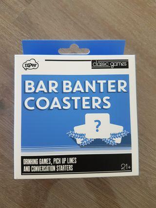 Bar coasters