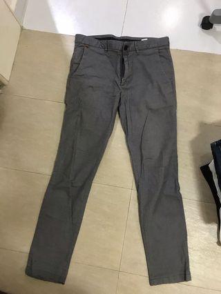 🚚 Used: Zara gray pants