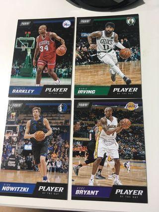 🚚 NBA頂尖球星球員卡包套賣