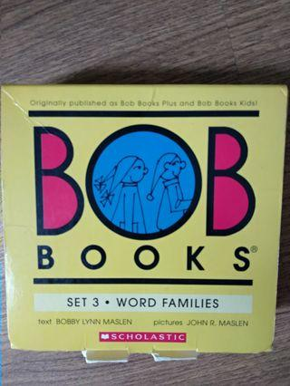 🚚 BOB books set 3 (10 books)
