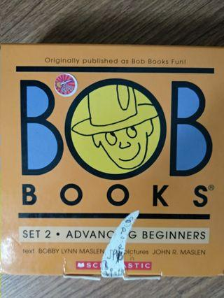 🚚 BOB books SET 2 (12 BOOKS)