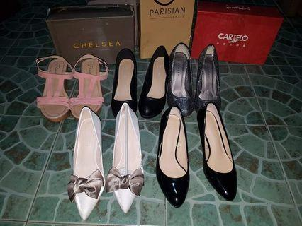shoes for sale buy them all for only 2,000