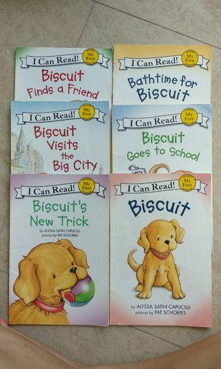🚚 I Can Read (BISCUIT series)