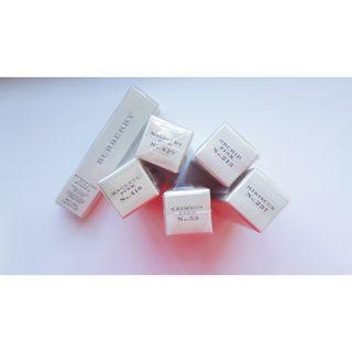 🚚 Burberry lipstick