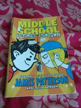 "A Funny Book "" Middle School Ultimate Showdown"""