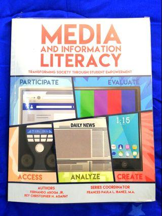 (Brand New!!) Media and Information Literacy - Transforming Society through Student Empowerment