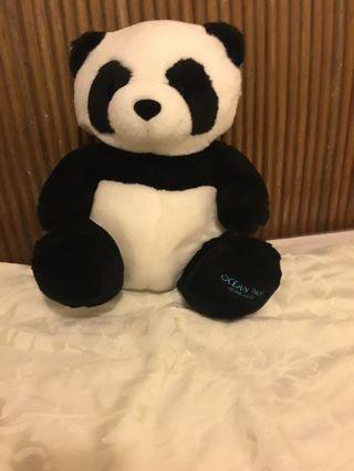 Ocean Park Panda Soft Toy(90% new)
