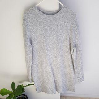 Longline Knitwear