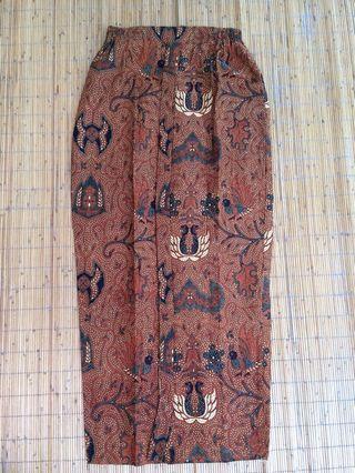 Rok Batik Pinggang karet