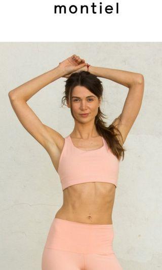 Montiel Activewear Victory bra - XS