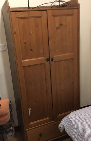 Solid Wood Kid's wardrobe for sale