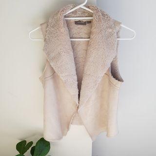 Sherpa Vest Sheep Skin