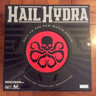 Hail Hydra party game (slightly torn)